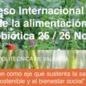 congreso macro - El arte de la alimentación orgánica y macrobiótica. I Congreso Internacional en Valencia
