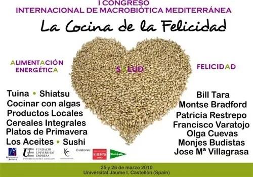 congreso macrobiotica - congreso-macrobiotica mediterranea