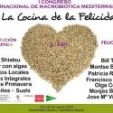 congreso macrobiotica - I Congreso Internacional de Macrobiótica Mediterránea