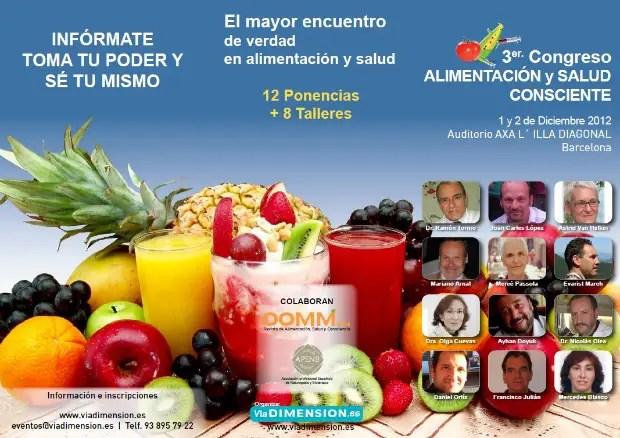 conhreso - 3er Congreso Alimentación y Salud Consciente