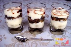 crema patata setas - Crema de patatas con setas a la trufa y reducción de Oporto