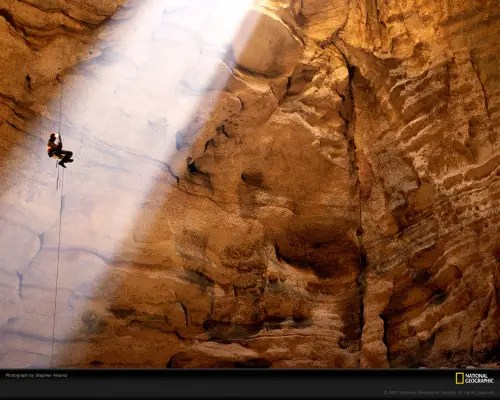 cueva - cueva, foto de Stephen Alvarezen para National Geographic