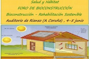 curso - Foro de Bioconstrucción: Galicia 4-5 de junio 2010