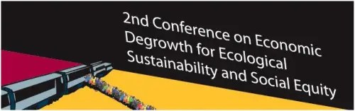 decrecimiento - decrecimiento conferencia Barcelona