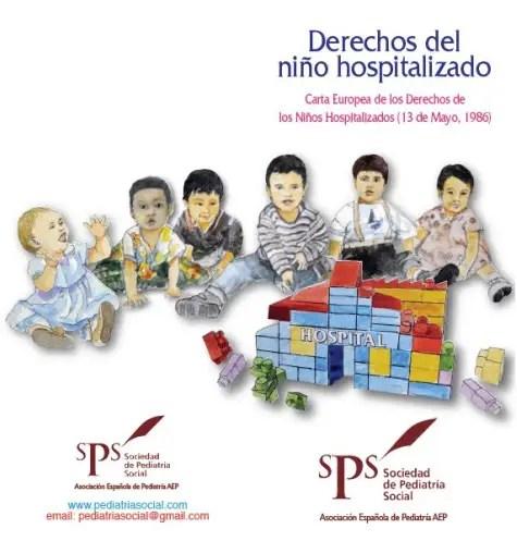 derechos nino - derechos del niño hospitalizado