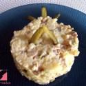 ensalada patatas - Receta de ensalada alemana vegetariana