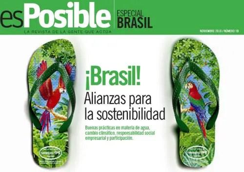 esPosible numero 10 Brasil - esPosible numero 10 - Brasil