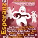 esperanzah cartel - FESTIVAL ESPERANZAH 2009: Despertar los sentidos y las conciencias