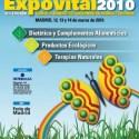 expovital1 - Expovital: salón de la herboditética, salud, productos naturales y ecológicos en Madrid el 12, 13 y 14 de marzo 2010