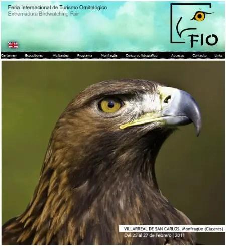fio - feria  internacional turismo ornitologico