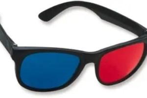 gafas 3d - Gafas y cine 3D