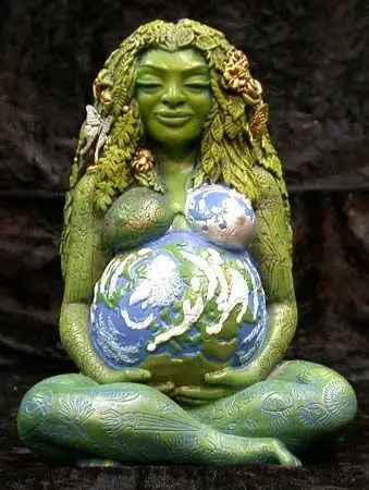 gaia mother earth - gaia mujeres fertilidad