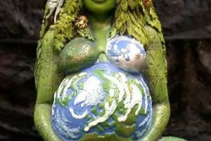gaia mother earth - Gaia y las mujeres