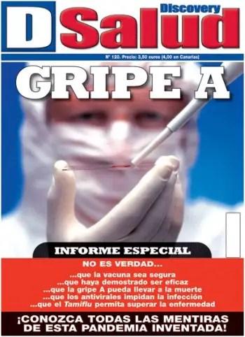 gripe a1 - gripe-a discovery salud