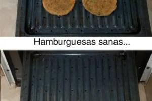 hamburguesa1 - Hamburguesas de soja a la parrilla