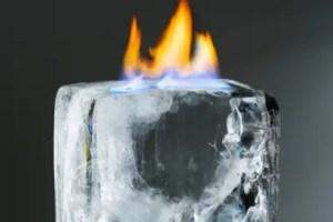 hielo combustible - Hielo combustible ¿es la solución?