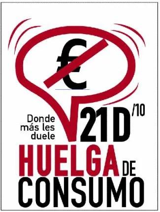 huelga consumo - huelga consumo