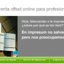 impresum - Impresum: imprenta online que respeta el medio ambiente