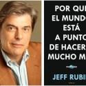 """jeff rubin - ADIOS GLOBALIZACIÓN. Entrevista a Jeff Rubin, economista jefe del banco CIBC despedido por anunciar este hecho y la vuelta de la vida local como antes: """"El petróleo caro hará inviable el low cost y la globalización"""""""