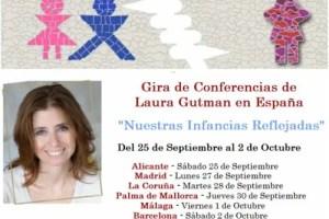 laura gutman1 - Gira de conferencias de Laura Gutman en España en otoño 2010