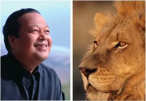 leon - el leon que creía ser una oveja Prem Rawat