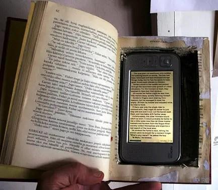 libro impreso libro electronico - libro impreso libro electronico