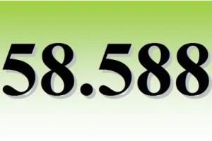 loteria - 58.588: el significado oculto del número premiado en la lotería del Niño en España en el 2010