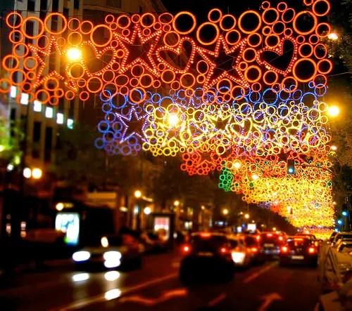 luces navidenas - luces navideñas