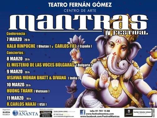 mantras2 - IV festival mantras