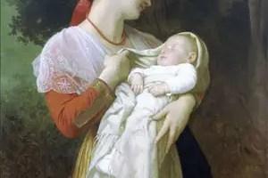 maternidad - La cultura de las nanas