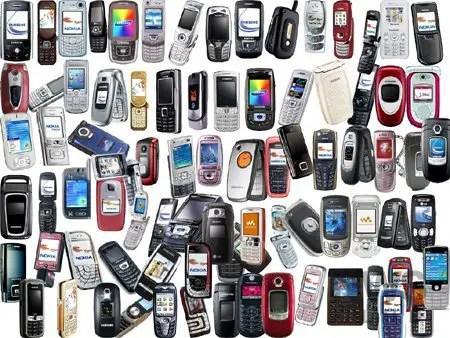 moviles1 - Los móviles que no nos sirven en Occidente tampoco sirven en los países en vías de desarrollo