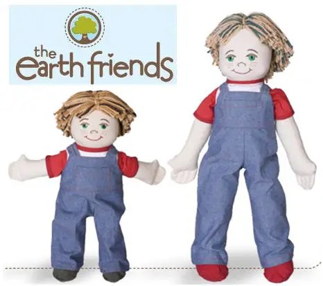 munecos ecologicos portada - munecos-ecologicos the earth friends