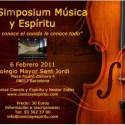 musicapg2 - 1er Simposimun de Música y Espíritu en Barcelona