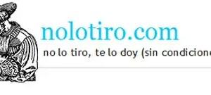 nolotiro - No lo tiro, lo regalo a través de www.nolotiro.com