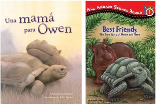 owen libros - owen-hipopotamo