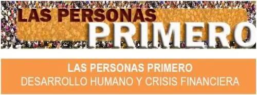 personas - las personas primero