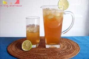 ponche de te - Ponche de té Earl Grey