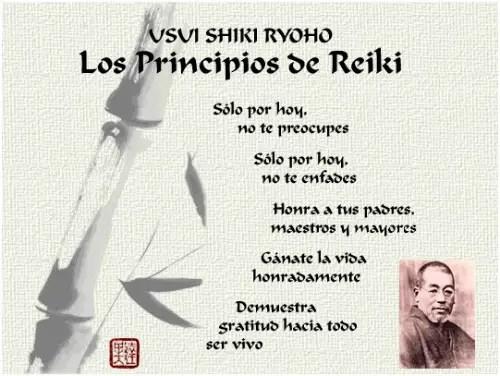 principios de reiki - principios de reiki