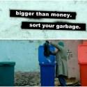 reciclar - Reciclaje y dinero: un poco de humor