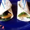 rollo1 - Tortitas Popeye con espinacas, queso, nueces y manzana