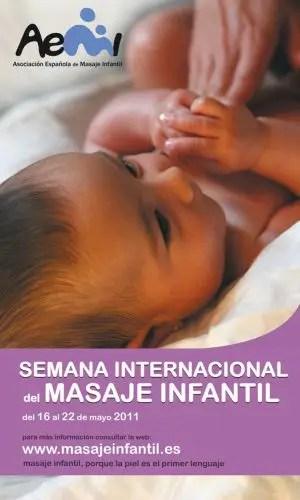 semana internacional del masaje infantil - semana internacional del masaje infantil