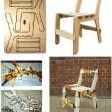 silla simplificada 1 - Chairfix: la silla más fácil de montar