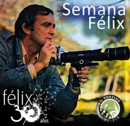 testing homenaje a felix rodriguez de la fuente - Testing homenaje a Felix Rodriguez de la Fuente