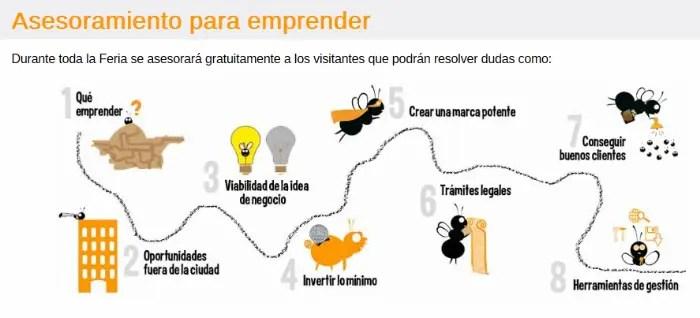 tiempo emprender - Tiempo de emprender y SALIR DE LA CIUDAD: I feria del emprendedor rural