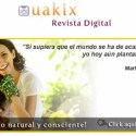 uakix julio 2011 - Un verano natural y consciente: revista Uakix julio 2011