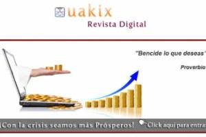 uakix9 - Seamos prósperos: Uakix marzo 2011