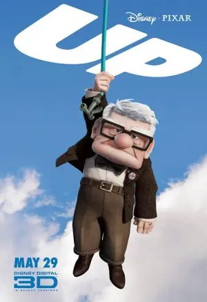 up poster -