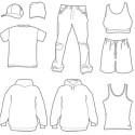 vestuario sencillo - Confecciónese un vestuario muy sencillo. Simplifica tu vida 100