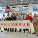 welcome - Bienvenido a casa. Hoy y siempre