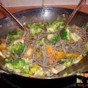 wok 1 - Receta de wok de verduras y fideos japoneses